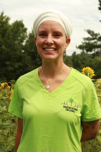 Jessilyn Dolan, Cannabis Nurse